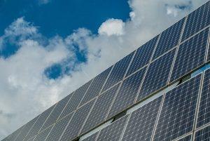 Fotovoltaický panel na domy