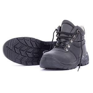 Kožená pracovná obuv