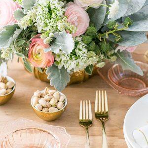 Prestieranie na stôl v sviežich farbách