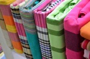 Obliečky na postel z hrejivého materiálu