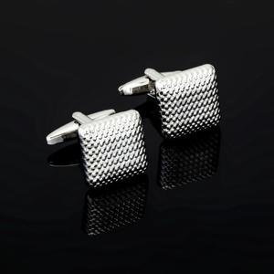 Manžetové gombíky z nehrdzavejúcej ocele