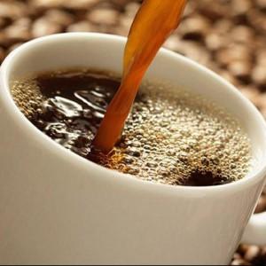 Mleta kava k raňajkám